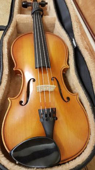Second hand 3/4 size Hungarian made violin (one only)