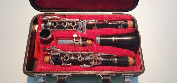 Yamaha 26II Bb Clarinet (second hand, refurbished)