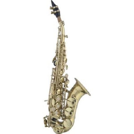 Ex-demo: Stagg Levante Bb curved soprano saxophone (one only)
