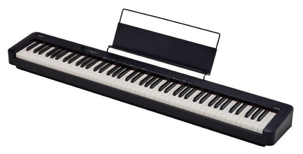 CDP-S100BKC5 Package inc. Casio CS-46 Integral Wooden Stand and Deluxe Keyboard Stool