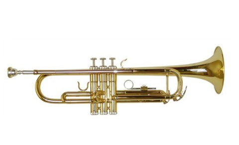 Rosetti Series 5 Bb Trumpet Outfit (Lacquer)