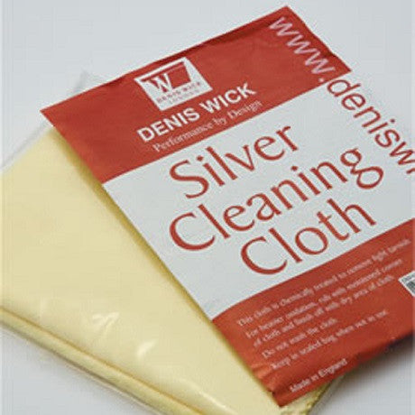 Denis Wick Silver cleaning cloth, impregnated