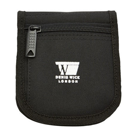 Denis Wick 2-Piece Nylon Mouthpiece Pouch, fits Trumpet, Cornet, Flugelhorn, or French Horn