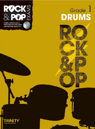 Trinity College London: Rock & Pop Drums - Grade 1 (2012-2017)