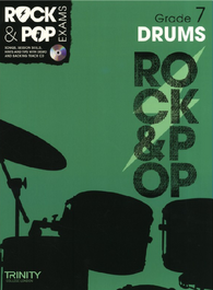 Trinity College London: Rock & Pop Drums - Grade 7 (2012-2017)