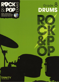 Trinity College London: Rock & Pop Drums - Grade 8 (2012-2017)