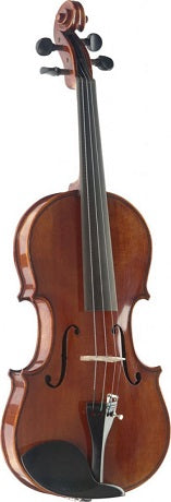 Ex-demo: Stagg 4/4 hand varnished maple violin