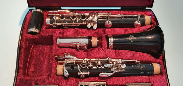 Buffet B12 Clarinet (second hand, refurbished)