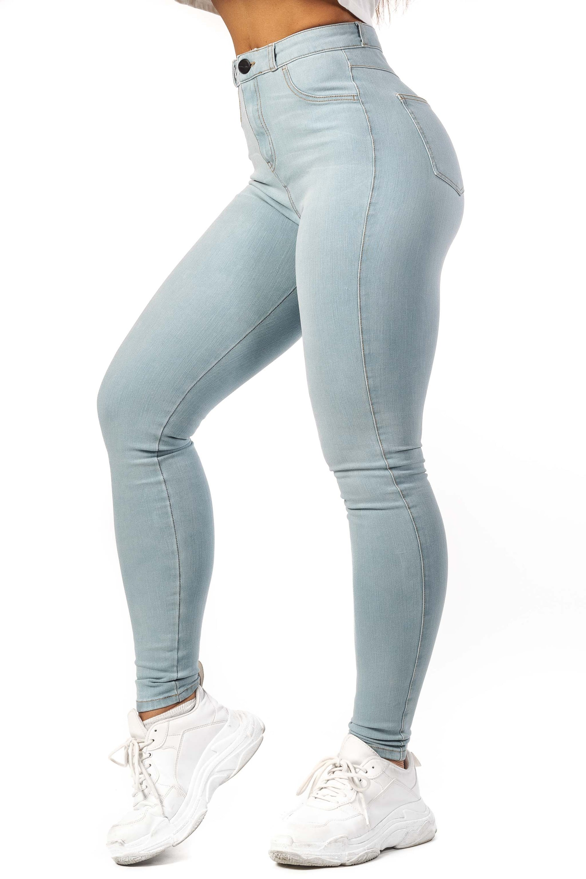 Herren Relaxed Fit Jeans aus Comfort Stretch | 94432213_0785 WE Fashion