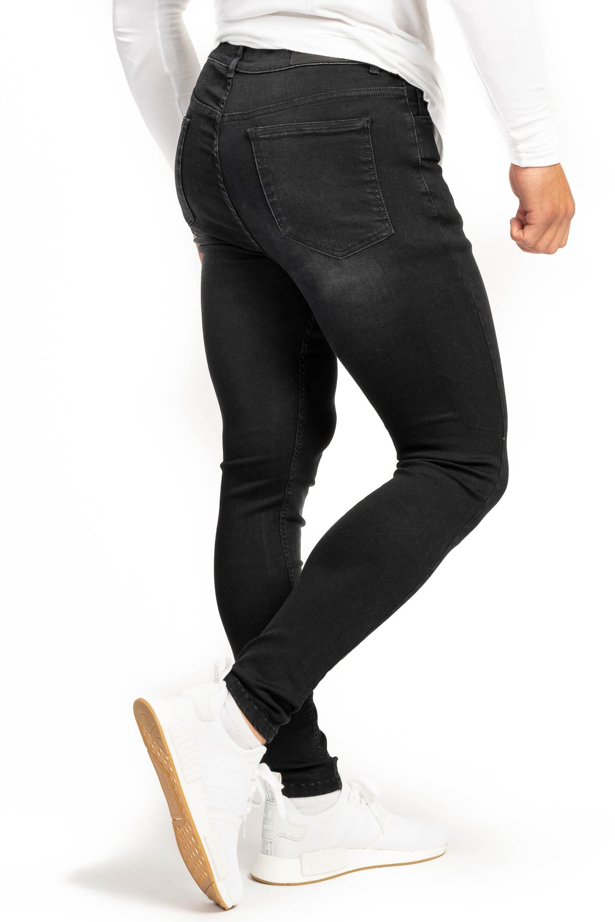 Mens Regular Fitjeans - Grey Shade - Fitjeans Norge