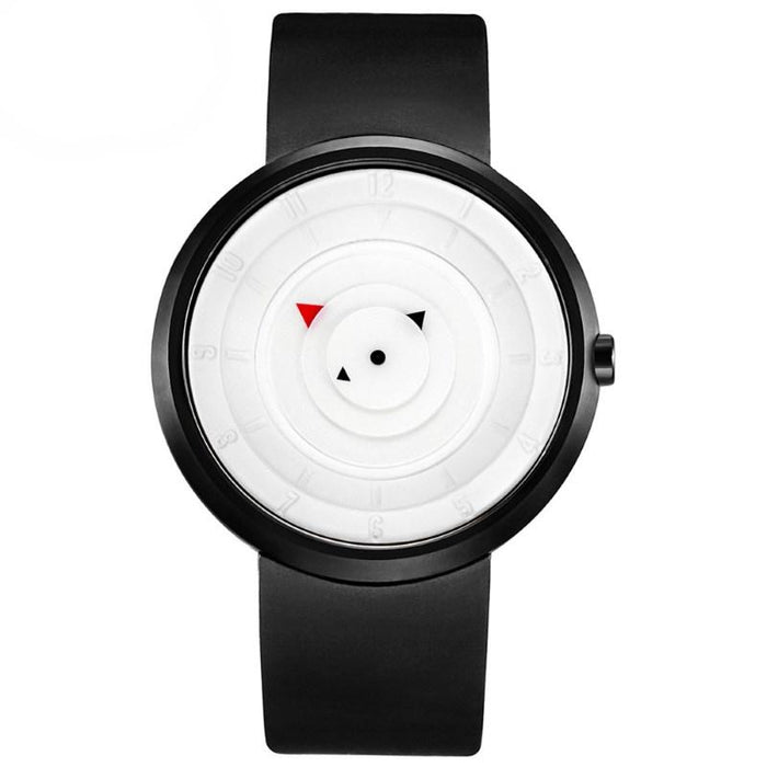 Disc Turntable - The Creative Watch