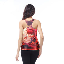 League of Legends Printed Women's Racerback Tank