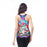 Palace Oil Painting Artwork Printed Racerback Tank