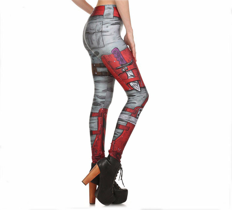 Blade And Ammo Printed Women Leggings