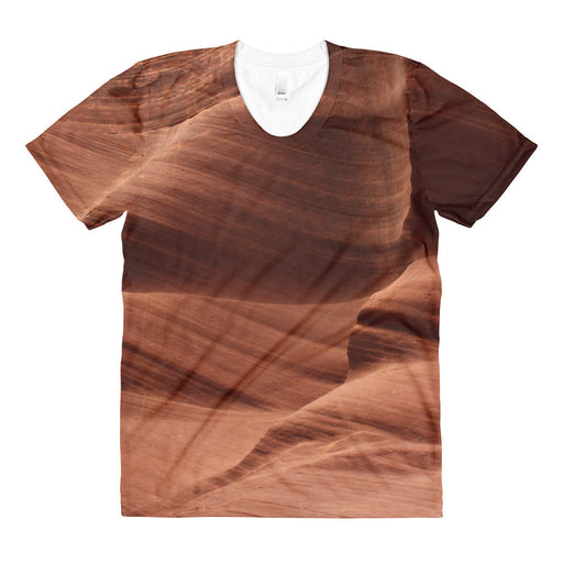 Grand Canyon Sublimation Women's Crew Neck T-shirt
