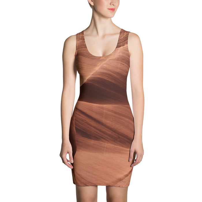 Great Grand Canyon Printed Sublimation Cut & Sew Dress