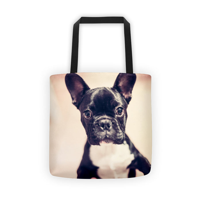 Cute Dog Tote Bag