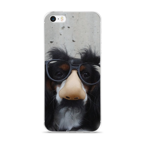 Hilarious Dog iPhone 5/5s/Se, 6/6s, 6/6s Plus Case