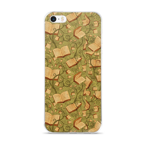 Ancient Book Artwork iPhone 5/5s/Se, 6/6s, 6/6s Plus Case