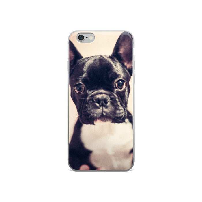 Cutie Puppie iPhone 5/5s/Se, 6/6s, 6/6s Plus Case