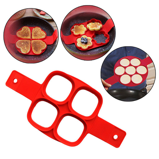 Non-stick Silicone Perfect Pancake Maker