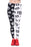 Yes and No Printed Slim Fit Women Leggings