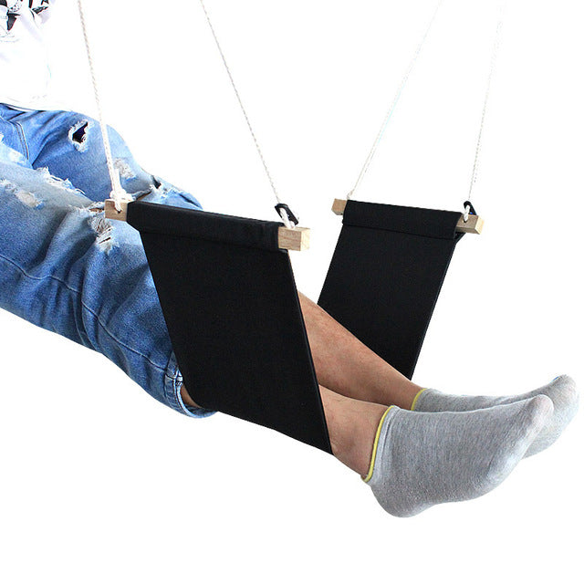 Under The Desk Hammock for Feet