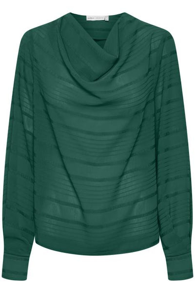 InWear Pablah Warm Green Blouse, 30105674