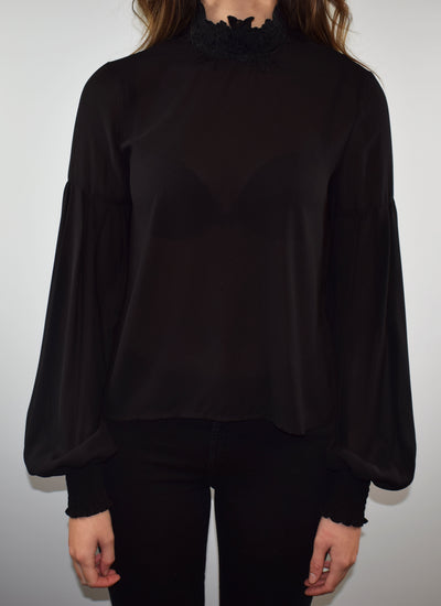 Goa Goa Gilda Black Top