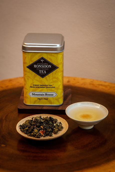 Mountain Breeze Oolong Tea