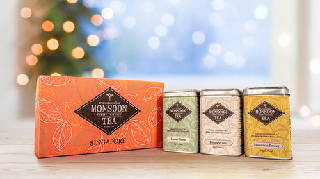 Monsoon Festive Tea Collection - Premium Teas