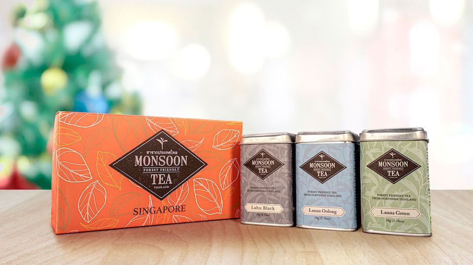 Monsoon Festive Tea Collection - Pure Teas