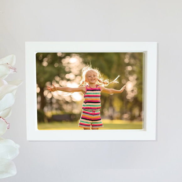 Wall Art Frame Small Rectangle 206x157mm