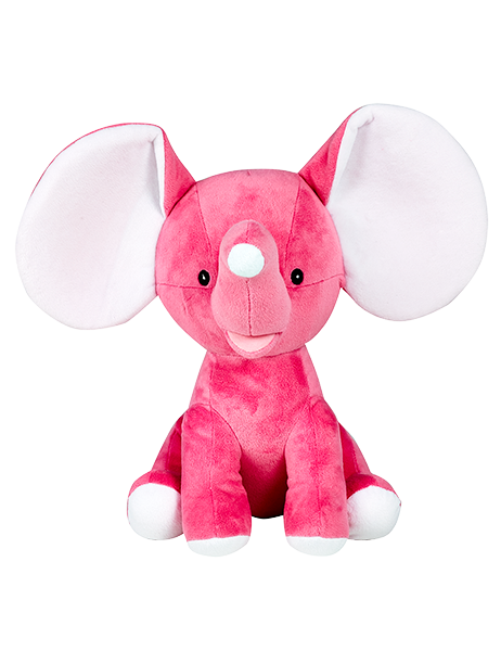 Dumble Elephant - Hot Pink