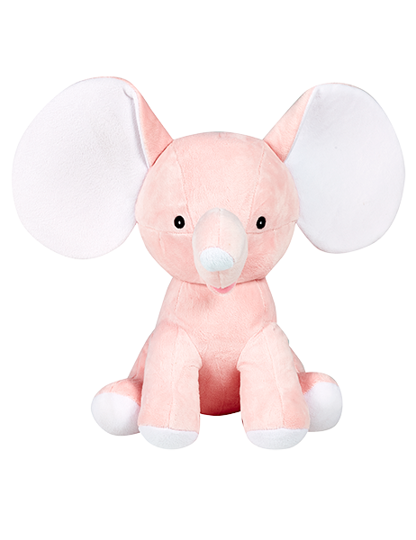 Dumble Elephant - Light Pink
