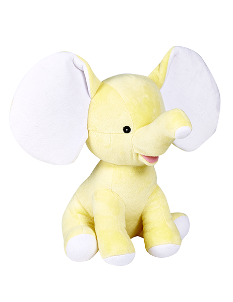 Dumble Elephant - Yellow