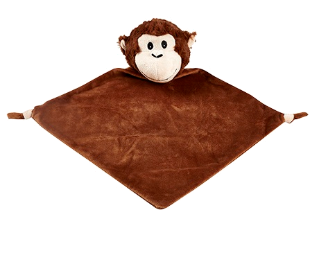 Snuggle Buddy comforter - Monkey