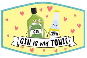 """gin is my tonic face protector"""