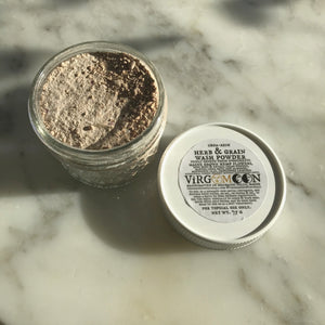 """hello beauty"" Herb + Grain Powder Wash - 75 g"