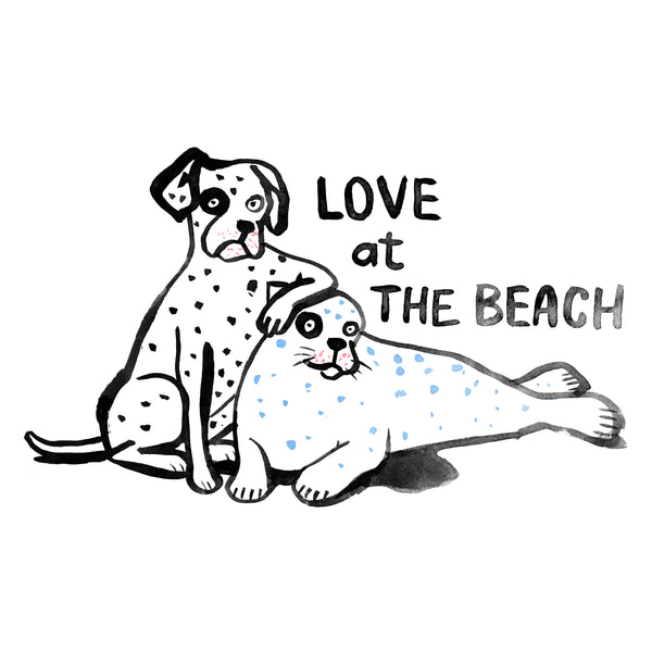 Safety tips: bringing your dog to the beach