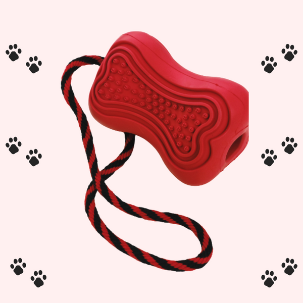 Rope toy for dogs - Small-Petsochic