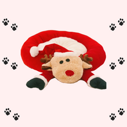Reindeer pet bed-Petsochic