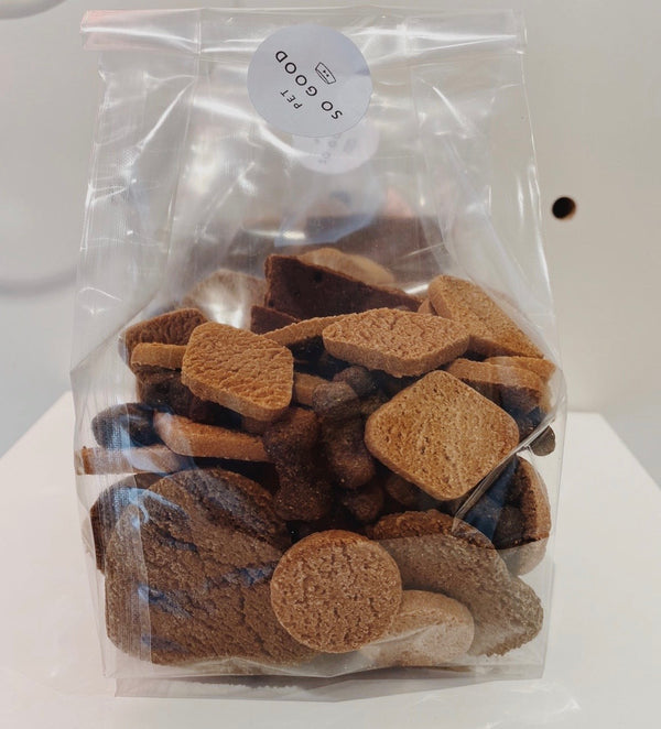 Healthy dog treats mix-Petsochic