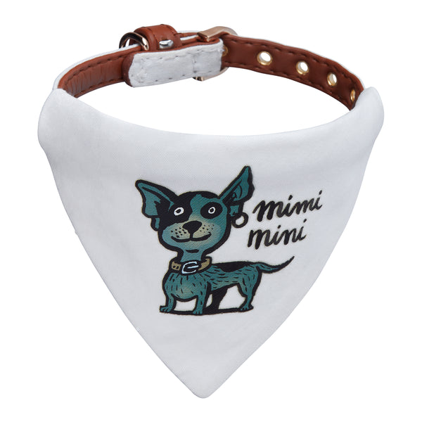 "Tiny dog collar - ""Mimi Mini""-Petsochic"