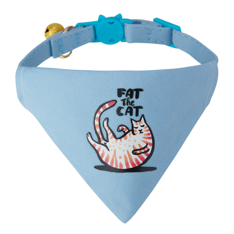 Cat collar - Fat The Cat-Petsochic