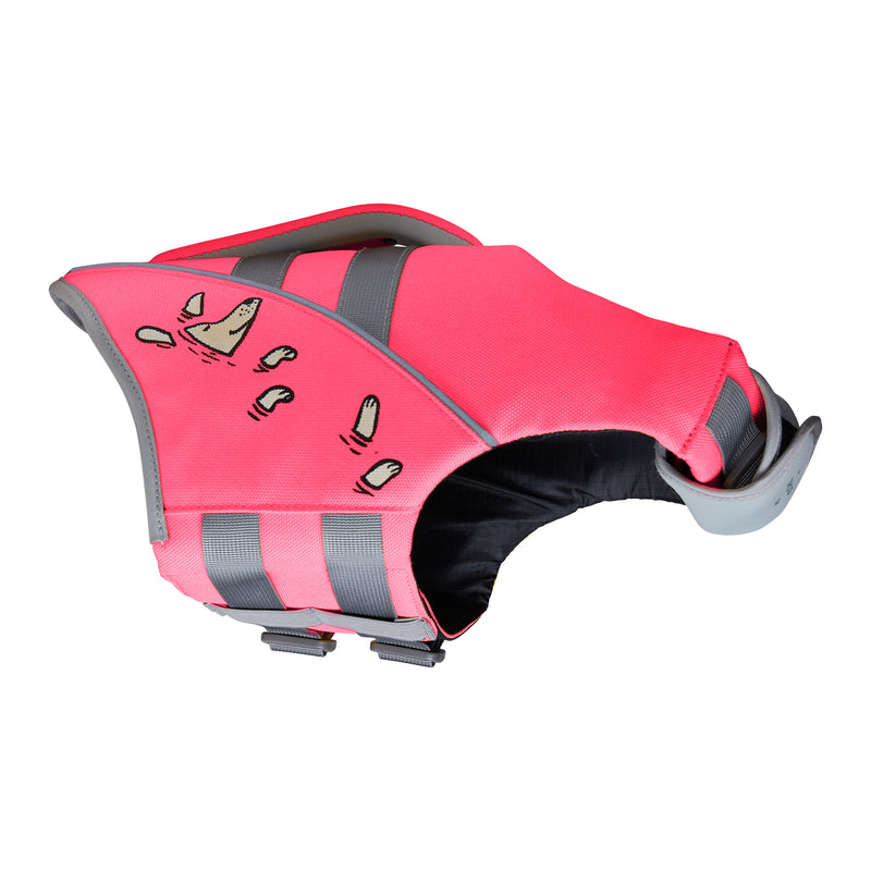 "Life Jacket for dogs ""Lifeguard"" - Pink-Petsochic"