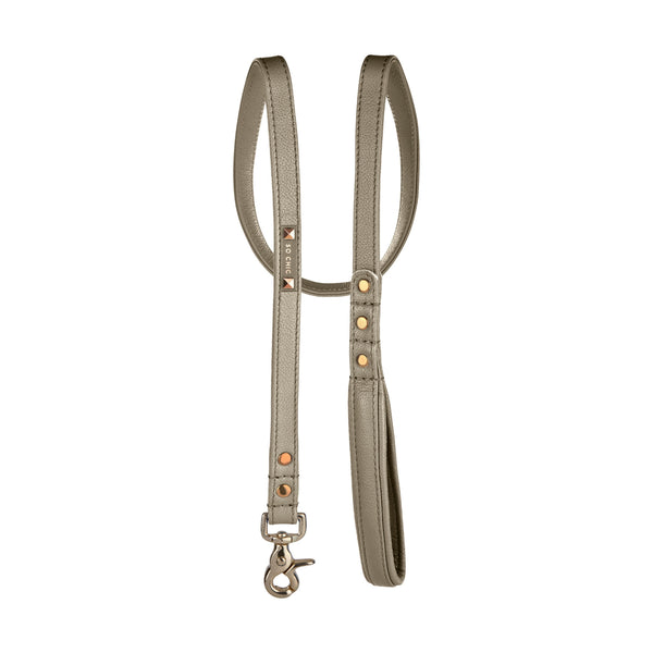 Dog leash - Cognac Brown-Petsochic