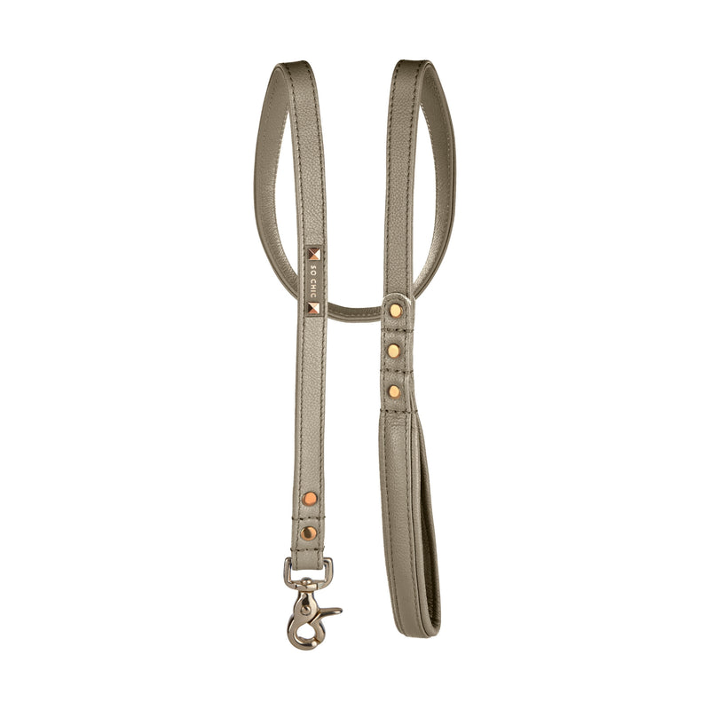 Dog leash - Taupe éternel-Petsochic