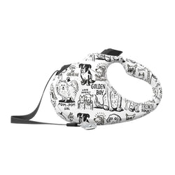 """Bon Voyage"" retractable dog leash-Petsochic"