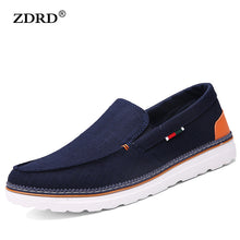 2016 New Fashion Men Casual Shoes Canvas Slip-on Men Driving Shoes High Quality Men Shoes Luxury Brand Men Leisure Shoes